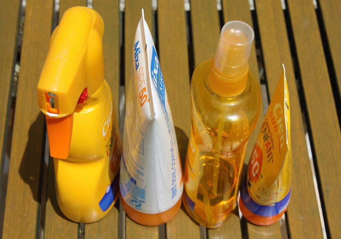 Travel Essential - EWG Sunscreen